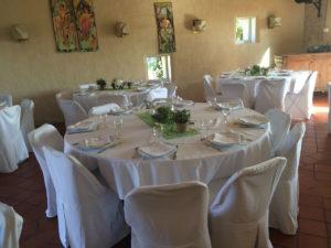 table soirée salle reception